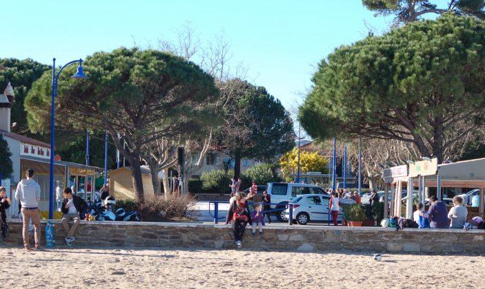 restaurant hyeres ayguade plage mer