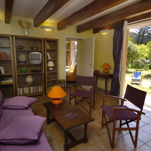 Location Villa Les Pêchers Porquerolles Ile Jardin