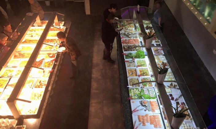 restaurant hyeres vietnamien caféteria à volonté viet wok