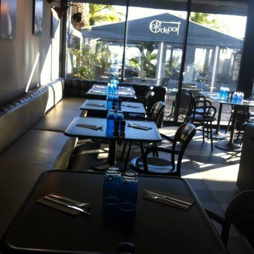 restaurant hyeres port café