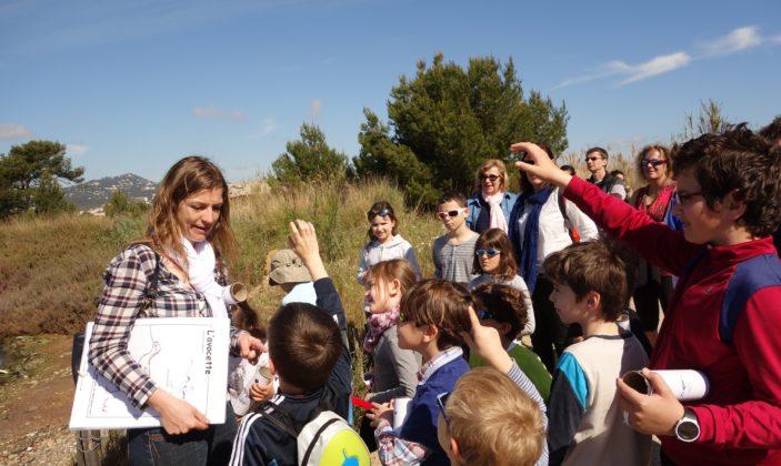 visite guidee au paus du sel salin des pesquiers enfants ludique