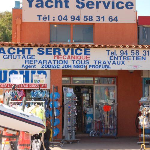 schipchandler Yacht Service Porquerolles Mécanique Ile