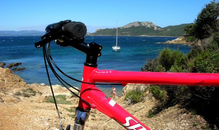 Location de vélos Porquerolles Cycle Porquerollais