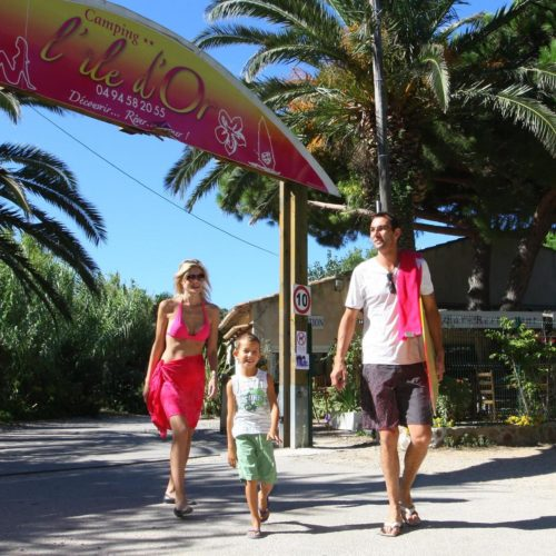 Camping hyeres giens ile d'or