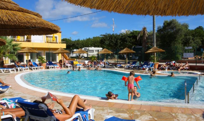 camping hyeres international giens mer piscine spa