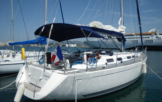 Location de voilier avec ou sans permis Porquerolles