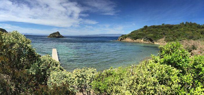 Plage de la Palud – île de Port-Cros – Hyères