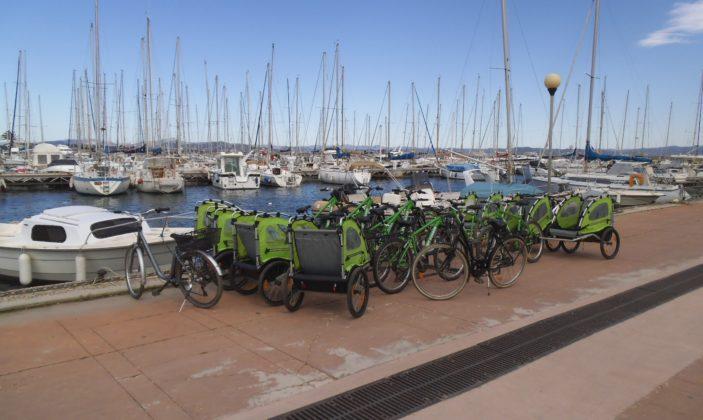 Location de vélo Chez Nanard  Porquerolles Port