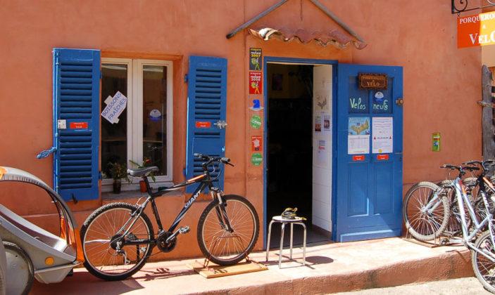 Location de Vélo Porquerolles Ile Porquerolles à Vélo