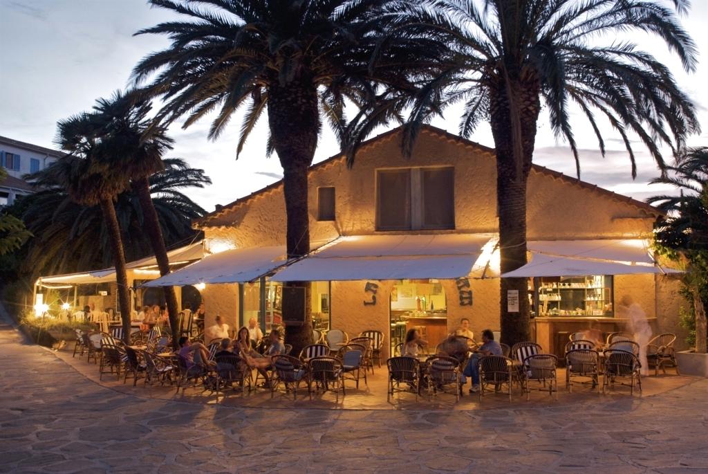 Restaurant Ile du Levant La Pomme d'Adam