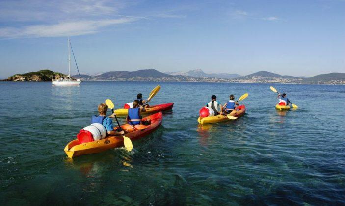 petite flottille madrague niel location bateaux kayak paddle