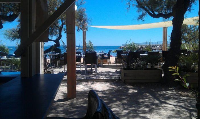 Restaurant Le Kaina Beach aux Salins à Hyères