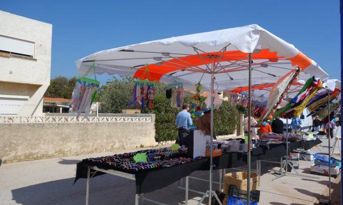 Le marché de l'Ayguade – tous les mercredi matin