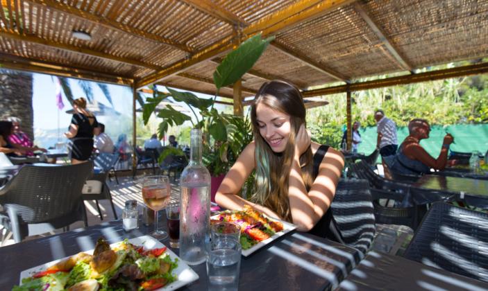 Restaurant Le Solarium Camping International Presqu'île de Giens
