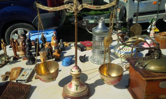 Les puces de Saint Nicolas – Hyeres