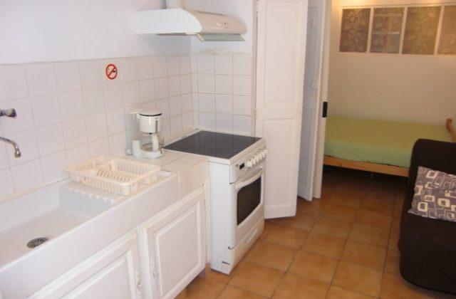 Appartement T1 – La Bastide de Charlotte – H 192 Mme Christé
