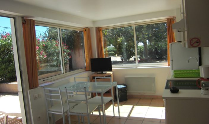 Appartement T2- la Bastide de Charlotte- H 191 M et Mme Christé