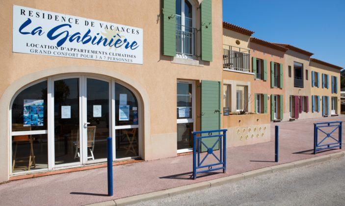 Appartement T2 mezzanine – La Gabinière