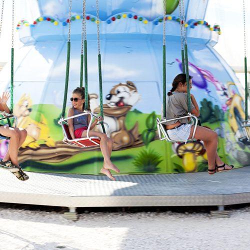 Parc d'attractions Kiddy Parc Hyères