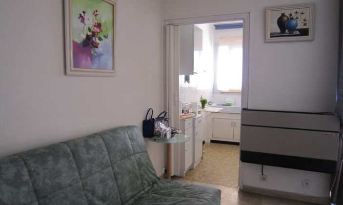 Appartement T1 – Mme Marqueton – Barre