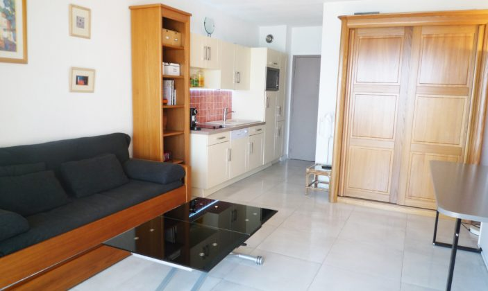 Appartement T1 – M Lallemand