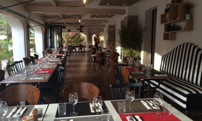 Restaurant Ile de Porquerolles Alycastre