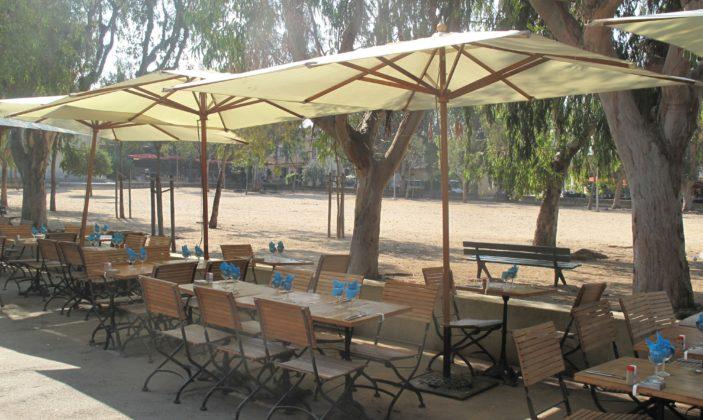 Pizzeria L'Aventure Centre Village Ile de Porquerolles Parc National