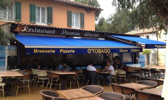 Restaurant Pizzeria Ile de Porquerolles A emporter Place du village Parc National