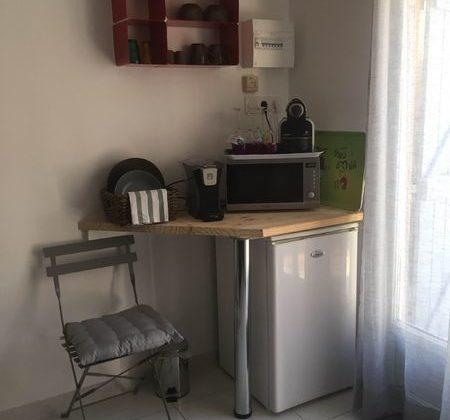Appartement T2 – Tilou Sasu