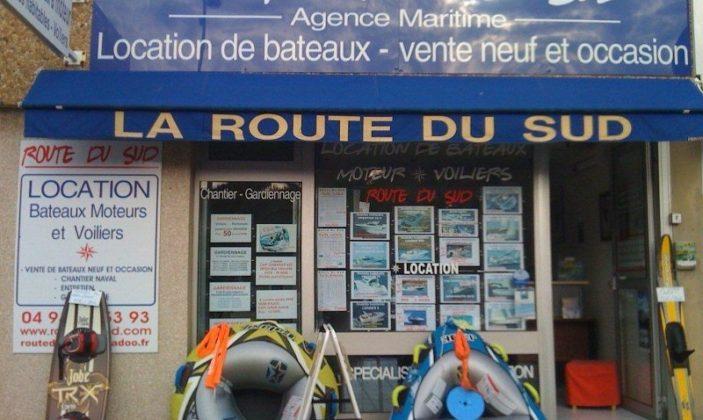 Route du sud location bateaux Port d'Hyères