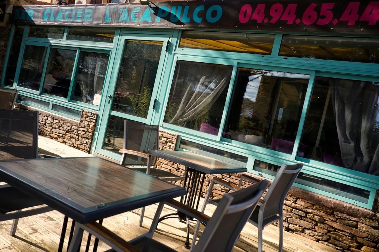 L'Acapulco restaurant la capte Hyères