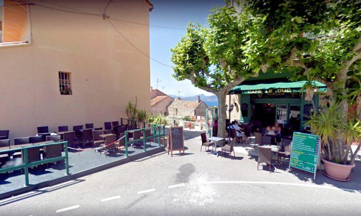 Bar café Le Duc Giens village