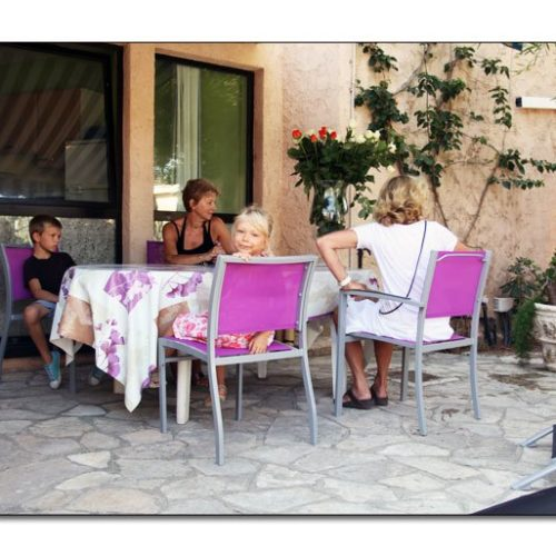 Studio – Le Capitaine – M et Mme Forel