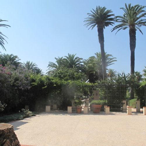 jardin emmanuel lopez maison du parc porquerolles