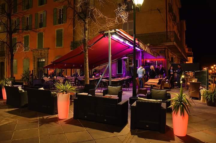 restaurant Côté Soleil hyères centre ville