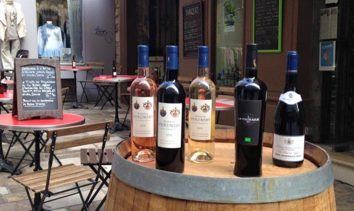 Bar à vin bar à tapas cave massillon Hyères centre ville