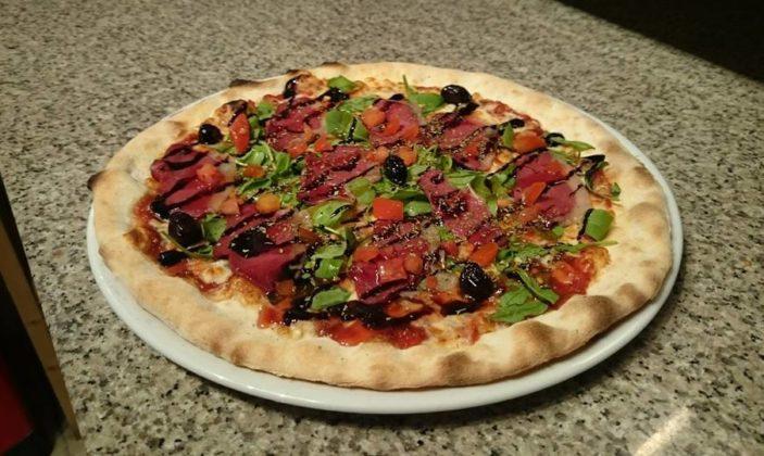 Pizzeria La Presqu'île la bergerie plage hyères