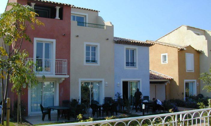 Résidence Pierre&Vacances hameau de la Pinède