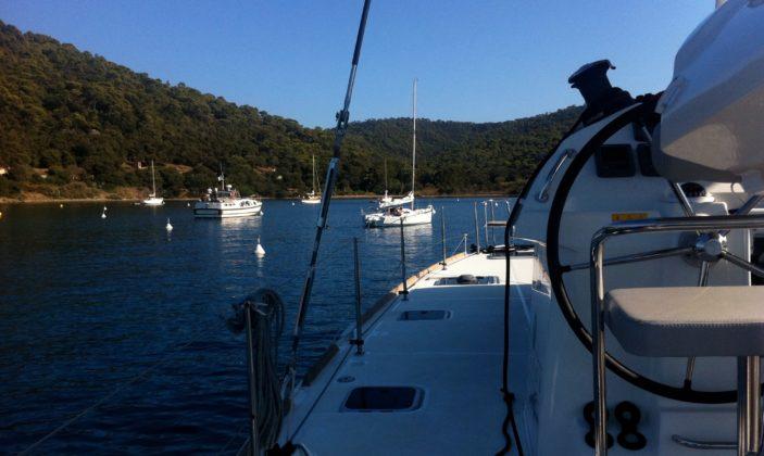 Philisa location bateau catamaran plongée