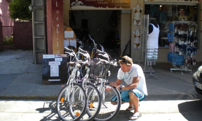 Locabike Location VTT Hyères Giens
