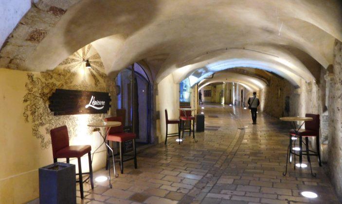 Bar L'Epicure Hyères centre ville