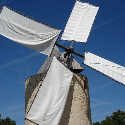 Fête du moulin du bonheur Ile de Porquerolles Parc National