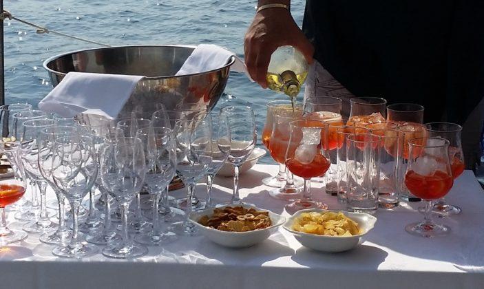 Marine consultant – journée à bord du catamaran Eckoblue à Hyeres