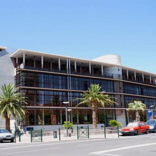 Médiathèque Hyères