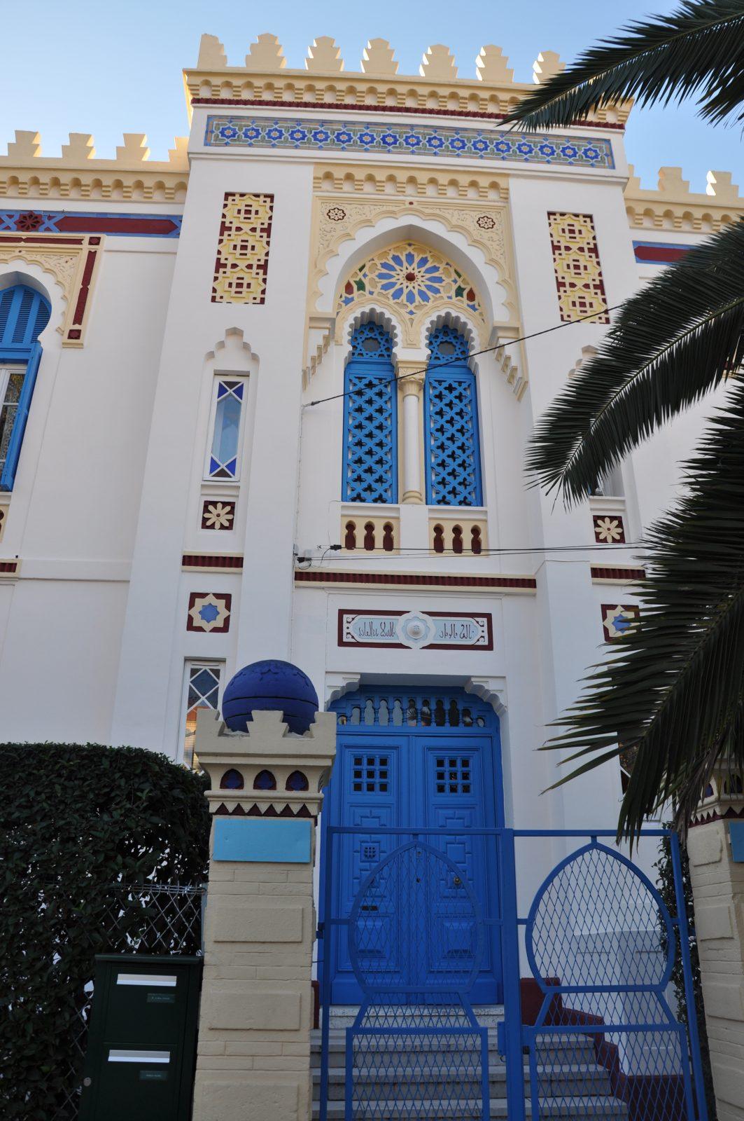 Villa Tunisienne à Hyères