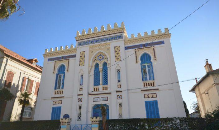 Villa Tunisienne Hyères Centre-ville