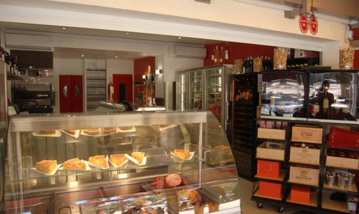 Boucherie viande maturée place d'Armes village Parc National