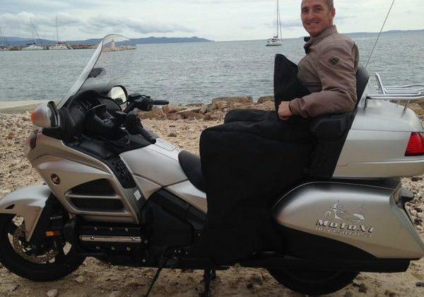 Motoxi – courses en moto taxi autour de hyeres toulon paca