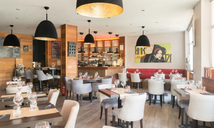 Restaurant hyeres centre bar à vin tapas baraza