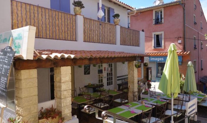 restaurant giens centre village